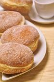 Berliner biscuits — Stock Photo