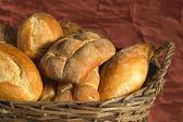 Fresh rolls — Stock Photo