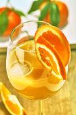 Orange juice — Stock Photo