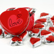 Stock Photo: Sweet love box