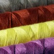 Colorful threads - Stock Photo