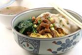 Ethnic cuisine — Stock Photo