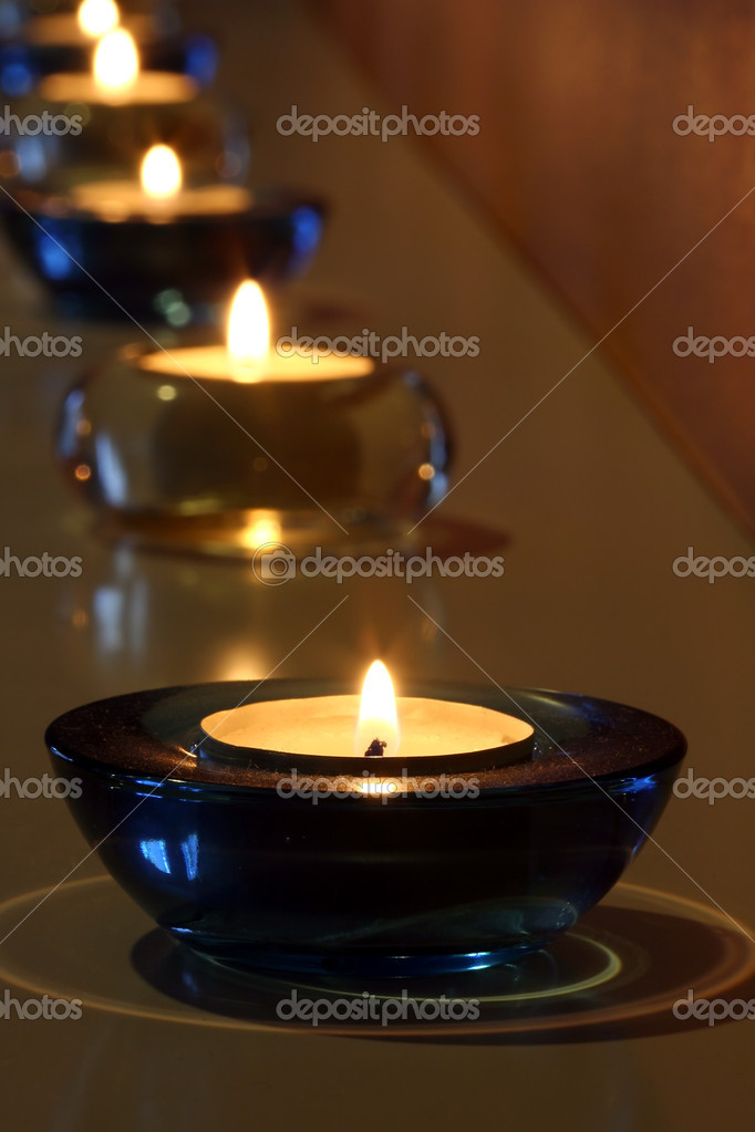 Candle light — Stock Photo #2382474