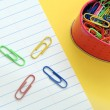 Paper clips - Foto de Stock  