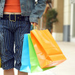 Shopping — Stockfoto