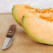 Cantaloupe — Stock Photo #2587383