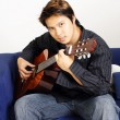 Guitar player — Stock Photo #2587473