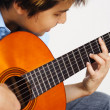 Guitar player — Stock Photo #2587506
