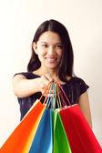 Zakupy — Zdjęcie stockowe