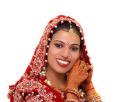 Indian bride — Stock fotografie