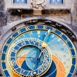 Astronomical clock - Stock Photo