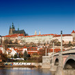 Prague castle - Stock Photo