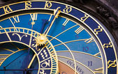 Astronomical clock — Stock Photo