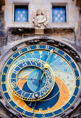 Astronomical clock — Stock fotografie
