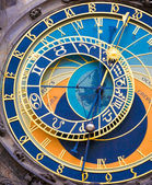 Astronomical clock — Stock Photo