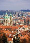 View of Prague — Stockfoto