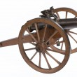 The Historic Cannon — Stock Photo #2388351