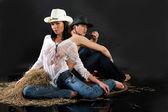 Cowboy's Life — Stock Photo