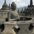 Borobudur — Stock Photo
