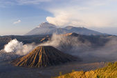 Gunung Bromo — Stock Photo