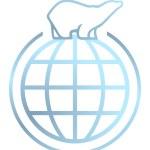 Eisbär Kontur — Stock Vector #2605787