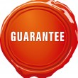 Guarantee — Vector de stock