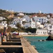 Stock Photo: MYKONOS ISLAND