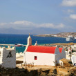 MYKONOS ISLAND — Stock Photo