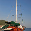 Seaport Marmaris Turkey — Stock Photo