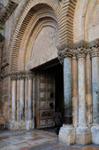 Church of Holy Sepulcher — 图库照片