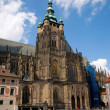 Stock Photo: Church Saint Vitus Cathedral in Prague