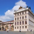 Palace Prague Castle — Stock Photo #2390401