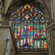Church Saint Vitus Cathedral in Prague — Foto de Stock