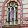 Budapest  Choral Synagogue — Stock Photo