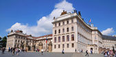 Palace Prague Castle — Stock Photo