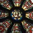 Detail Window in church — Stock Photo #2466136