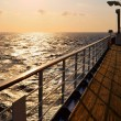 Stock Photo: Deck ship