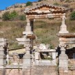 Stock Photo: Ephesus TrojFountain