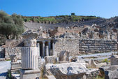 Odeon at Ephesus — Stock Photo