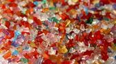 Sugar crystals — Stock Photo