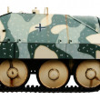 Stock Photo: Germlight tank destroyer of WWII
