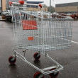 Shopping cart — Stock Photo #2385392
