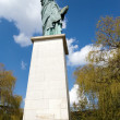 Statue of Liberty in Paris — Stock Photo