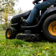 Lawn mower — Stock Photo #2386230