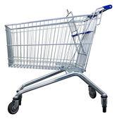 Chopping cart — Stock Photo