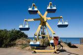 Wind power generator — Stock Photo