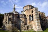 Chora church in Istanbul — Stock fotografie
