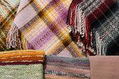 Woolen fabric — Stock Photo