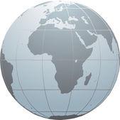 Globe — Stock Vector