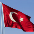 Royalty-Free Stock Photo: Flag of Turkey